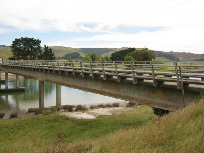 Porangahau Bridge, Central Hawkes Bay