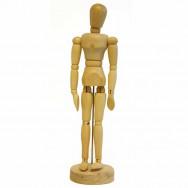 Oscar the art mannequin
