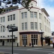 Lone Star restaurant and Art Deco accommodation
