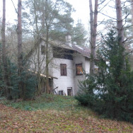 Our miracle home in the woods